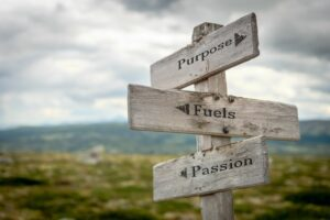 Ignite Your Sales Performance at the Intersection of Purpose and Passion